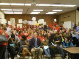 "Beaverton School District adopts 2012-13 budget in emotional, packed meeting | Buffy Hamilton's Unquiet Commonplace ""Book"" 