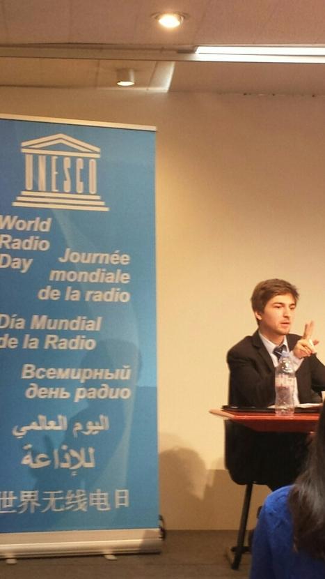 Journée mondiale  de la radio à  l'Unesco. | Média des Médias: Radio, TV, Presse & Digital. Actualités Pluri médias. | Scoop.it