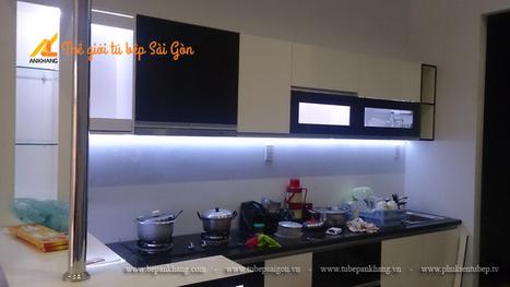 Dự án tủ bếp anh QUỐC - chị HÀ Thủ Đức DATB04.   bepankhanggiare   Scoop.it