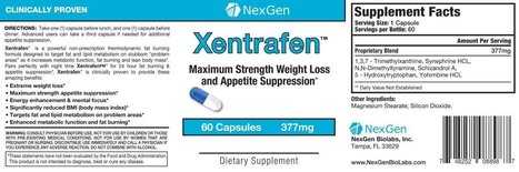 Review of Xentrafen fat & diet supplement | OTC Alternatives | Scoop.it