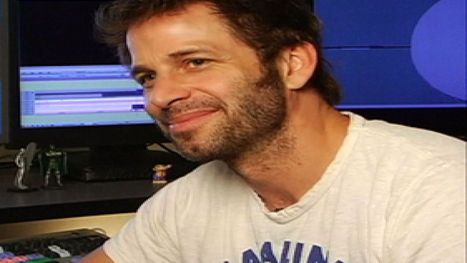 'Watchmen' Director Zack Snyder Discusses Challenges Of Taking Comic To The Big Screen | Zack Snyder | Scoop.it