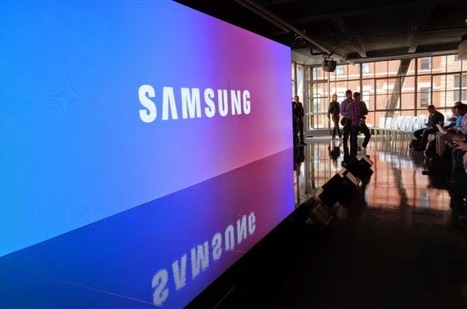 Samsung says every single one of its products will connect to the Internet in 5 years   Rosand Post   NDAWULA ROBERT   Scoop.it