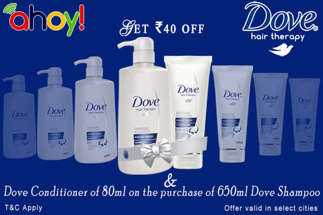Who Else Wants Dove Shampoo Offer?   food   Scoop.it