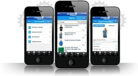 Smartphones have enabled shoppers to be permanently plugged in and 'ready to shop' | Floqr Mobile News | Scoop.it