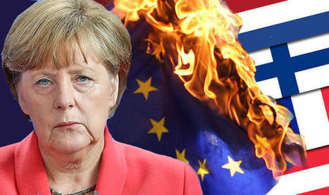 END OF THE EU? Germany warns FIVE more countries could leave Europe after Brexit | Welfare, Disability, Politics and People's Right's | Scoop.it