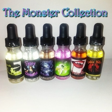 Monster Collection eJuice | Best eJuice| Vampire Blood | Tasty Ejuice | Scoop.it