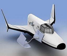 XCOR Selects Matrix Composites to Develop Lynx Chines | More Commercial Space News | Scoop.it