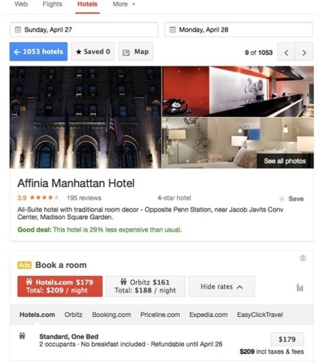 Opportunities and challenges for metasearch marketing with hotels | Hotel MetaSearch | Scoop.it