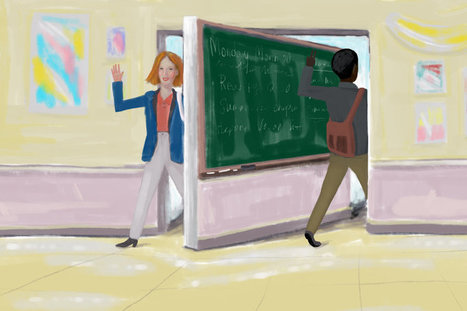 Revolving Door Of Teachers Costs Schools Billions Every Year | Beyond the Stacks | Scoop.it
