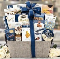 Announcing The Connoisseur Gift Basket Giveaway Winner! - Christmas Gifts   Christmas at home   Scoop.it