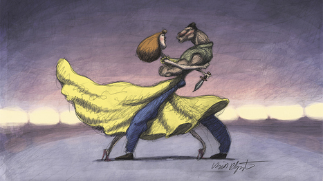Bill Plympton Takes Annecy Animation Fest by Storm - Variety | Machinimania | Scoop.it