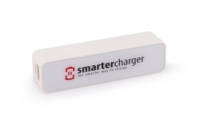 Smart One - Mobile Charger (White) | Portable Phone Charger | Scoop.it