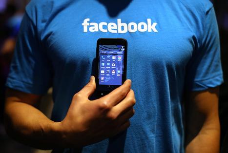 Facebook Home updated with time, weather and notifications in the lock screen | Tjänster och produkter från Google och andra aktörer | Scoop.it