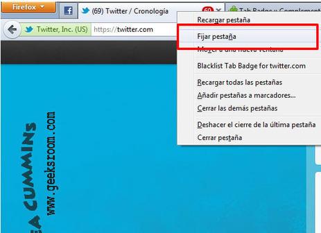 Tab Badge: Extensión de Firefox para organizarte y ordenar | GeeksRoom | Herramientas digitales | Scoop.it