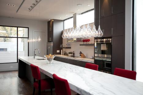 Modern Kitchen Designs – 14 Outstanding Interiors | Cuines | Scoop.it