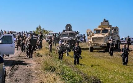 Standing Rock Breaking News Surrounded by Police: Wed. Sept. 28, 2016 | Criminal Justice in America | Scoop.it