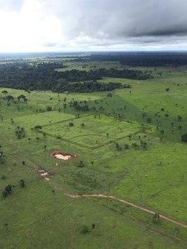 Desmatamento revela desenhos no solo da Amazônia - Último Segundo - iG | Geoprocessing | Scoop.it