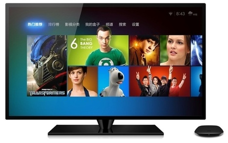 Leaked Images Show China's Xiaomi is About to Launch a Smart TV | Chinese social media | Scoop.it