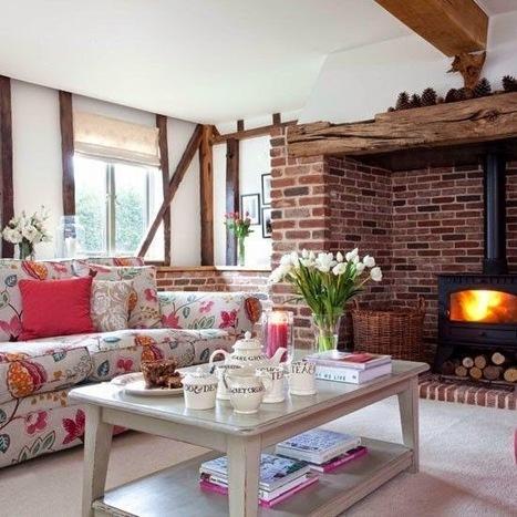 Vibrant Hues, bright wall colors | Home Decor Designs | Scoop.it