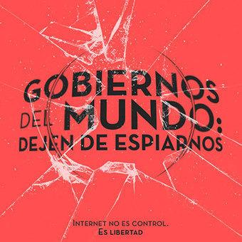 Internet sin chuzadas | Cultura Libre | Scoop.it