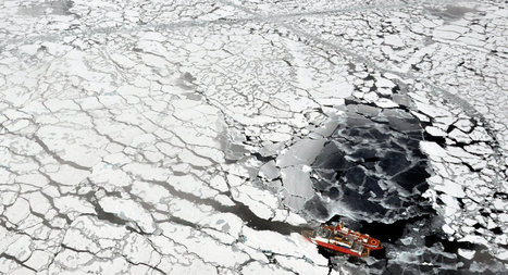 Russia, Denmark, Canada Geologists Discussing Russian Arctic Bid | Global politics | Scoop.it