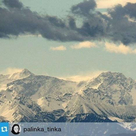 Via Instagram: Repost von @palinka_tinka<br/><br/>31.03.2015 Alps in Storm | UnserBodensee | Scoop.it