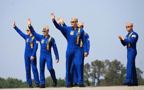 U.S. Navy Blue Angels look toward a return in 2014 | Aviation, Aerospace, & Defense | Scoop.it