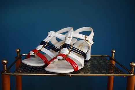 Vintage 1960s Sandals | www.fitflopfrousandalsuk.co.uk | Scoop.it