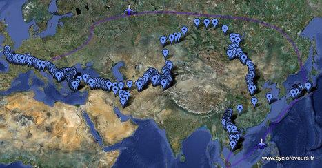 Bienvenue sur le site de notre voyage ! | Cyclorêveurs : Récits | Voyage à vélo couché - Recumbent bike travel | Scoop.it