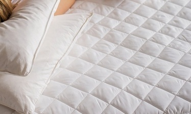 Silentnight Quilted Mattress Protector from £9.98 | Memory Foam Mattress | Scoop.it