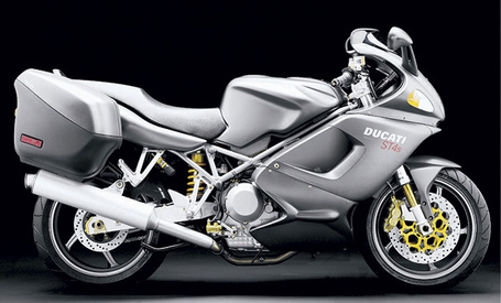 Ducati ST2- ST3- ST4 Sport-Touring Bikes- Best Used Ducati Motorcycles |  Cycle World | Ductalk | Scoop.it