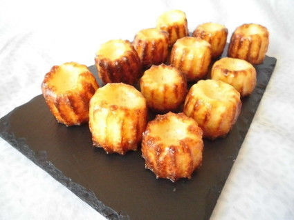 Mini-cannelés au Munster | The Voice of Cheese | Scoop.it