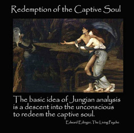 "Edward F. Edinger: ""Redemption of the Captive Soul."" 
