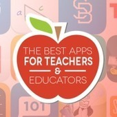Best Apps for Teachers and Educators | iPads and Higher Education | Scoop.it