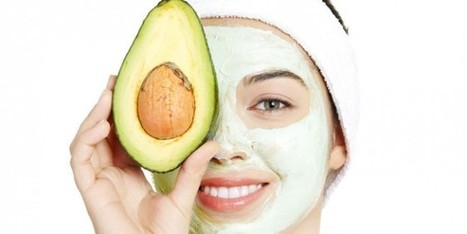3 Homemade Face Mask (Avocado face mask step by step) | Decoration | Scoop.it
