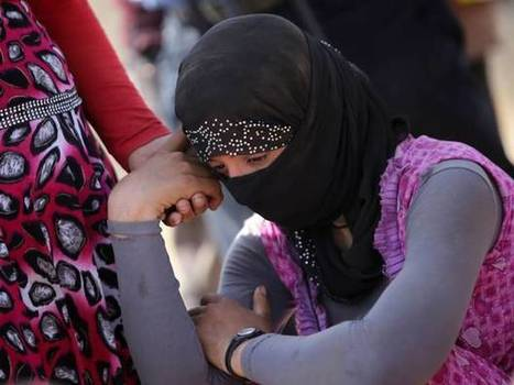 Sex with Yazidi slaves is never rape, claims Isis jihadi bride | Crakks | Scoop.it