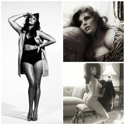 Une femme ronde, une femme grosse, une femme belle et sexy | Coup de coeur de MumDolce | Scoop.it