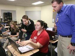 Tech Tools: Program introduces science skills to young women - Mason City Globe Gazette   Online Tutor about Math, Chemistry, Physics, Biology, Language, Music Theory, SAT I, (AP) Advanced Placement, Software Training, Computer Science   Scoop.it