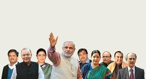 Kislay Pandey: New Ministry of Skill Development and Entrepreneurship Created by the PM | Current News | Scoop.it