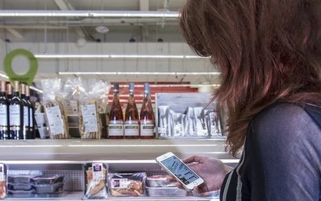 Smart Lights In Stores Match Shoppers With Products | Internet of Things & Wearable Technology Insights | Scoop.it