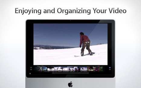 Apple - Find Out How - Movies - iMovie | Creating Video Welcome Message - CloudDeakin | Scoop.it
