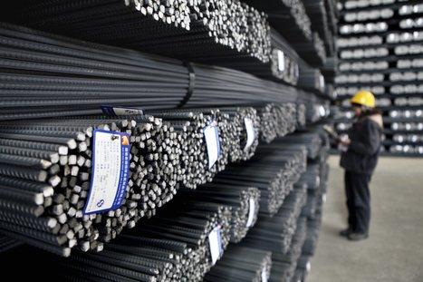 La lutte contre la pollution en Chine soutient les prix du fer | Chine & Intelligence économique | Scoop.it