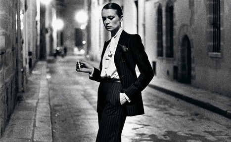 A retrospective of the 'King of Kink': Helmut Newton | Readable Reads | Scoop.it
