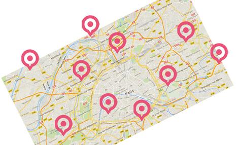 Les bonnes pratiques pour un store locator efficace | Trafic magasins | Scoop.it