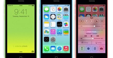 iPhone 6, iPhone 5S y HTC One (M8): ¡Comparamos sus características estéticas! | melty.es | MSI | Scoop.it