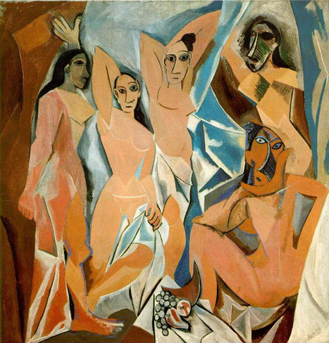 Iniciarte: As señoritas de Avignon segundo Olivier, neto de Picasso | EnsimismArte | Scoop.it