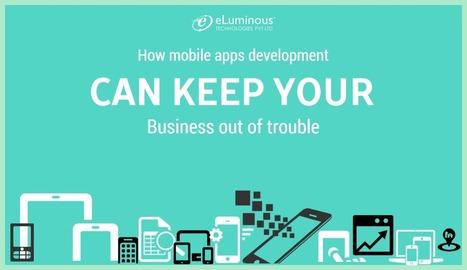 Mobile Apps Development for Business   eLuminous Technologies   PHP development Company   Scoop.it