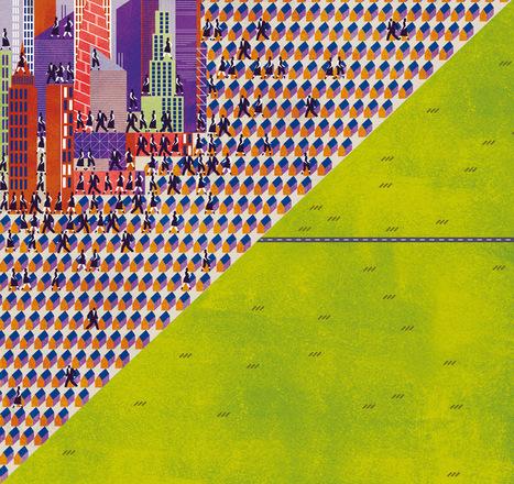 Urbanité, diversité, altérité : la devise de la cité idéale ? | Géographie : les dernières nouvelles de la toile. | Scoop.it