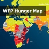 Hunger Map | Social Studies Education | Scoop.it