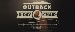 Une chaise connectée qui vous câline via Facebook [Outback B-Day chair] | STR33T Marketing | Scoop.it
